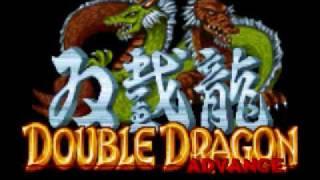 Double Dragon Advance Music 02 - Mission 1 City Slum