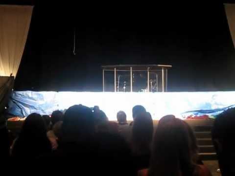 Great Valley Academy Manteca Teachers Sync Swim Team Talent Show
