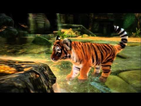 Kinectimals Trailer