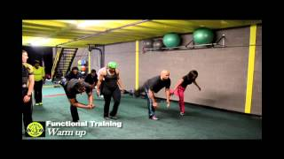 Gym Clinton   (301) 877-4090   Functional Training Warm Up