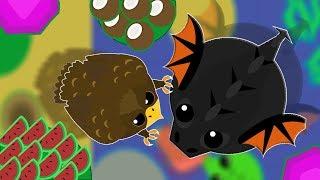 Mope.io - LEGENDARY GOLDEN EAGLE DESTROYS THE SERVER! | GOLDEN EAGLE KILLS BLACK DRAGON