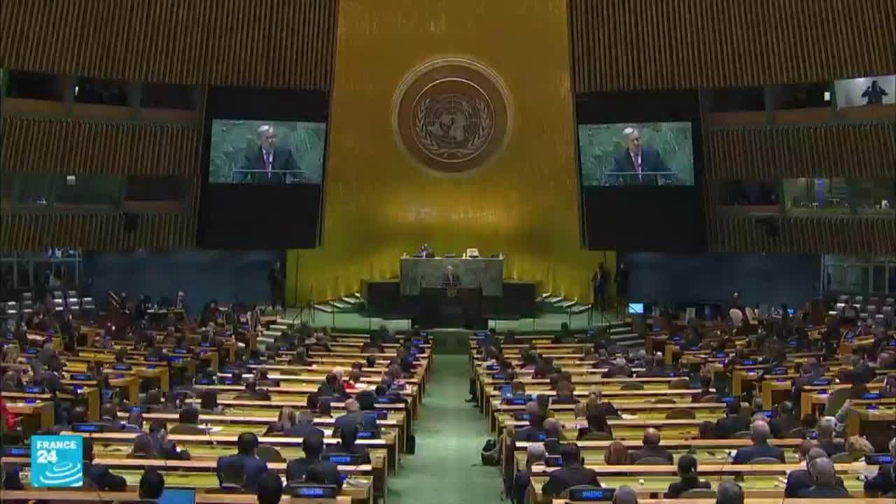 من سيمثل أفغانستان في الأمم المتحدة بعد سيطرة طالبان على البلاد؟  - نشر قبل 8 ساعة