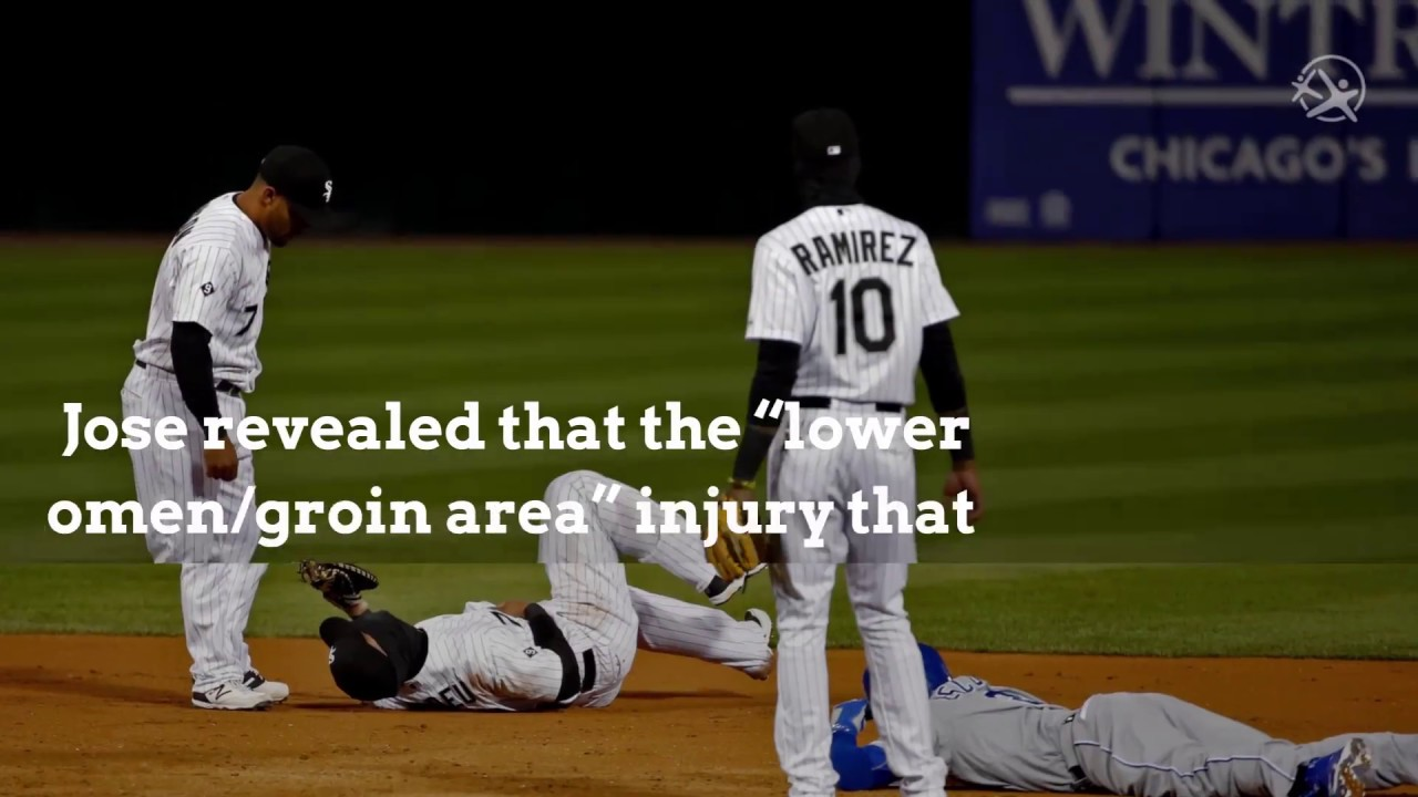 Jose Abreu's Testicular Torsion Injury