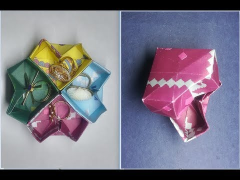 Two Gift Box Idea | Lovely Paper Craft | Creative DIY