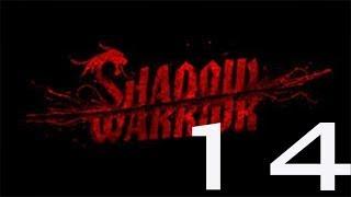 Shadow Warrior Cap.14 Lanzallamas