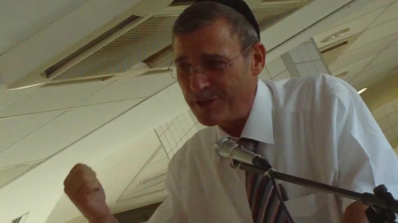 Max Shemesh: Dr David Portavitz Founder Jaffainstitute, With Mayor Of