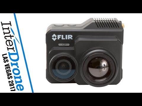 FLIR Reveals Duo Pro R Thermal Imaging Camera at InterDrone 2017