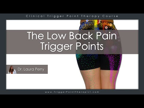 The Low Back Pain Trigger Points