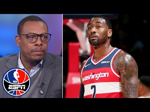 Wizards' woes down to a 'lack of leadership' – Paul Pierce   NBA Countdown