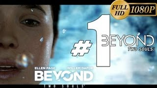 Beyond: Dos Almas Parte 1 Español Gameplay Walkthrough Prologo Beyond Two Souls PS3 1080p