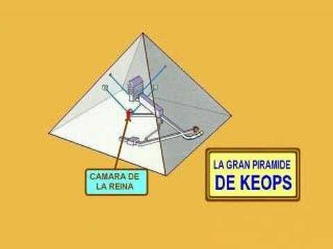Viaje a egipto la piramide de keops youtube for Interior de una piramide