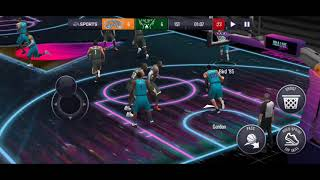 109 OVERALL RUSSELL WESTBROOK AND AARON GORDON ARE HACKS!! NBA LIVE MOBILE 20