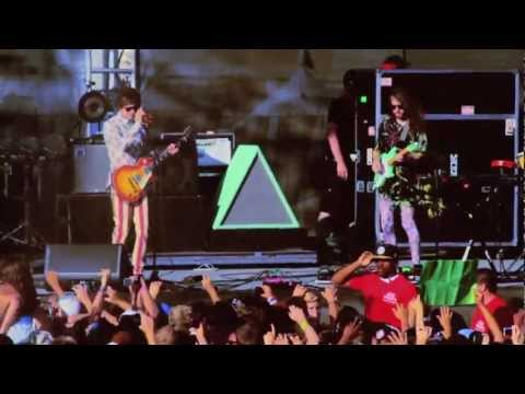 MGMT - Electric Feel LIVE