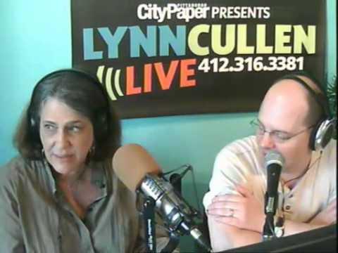 Lynn Cullen Live 4/10/2013