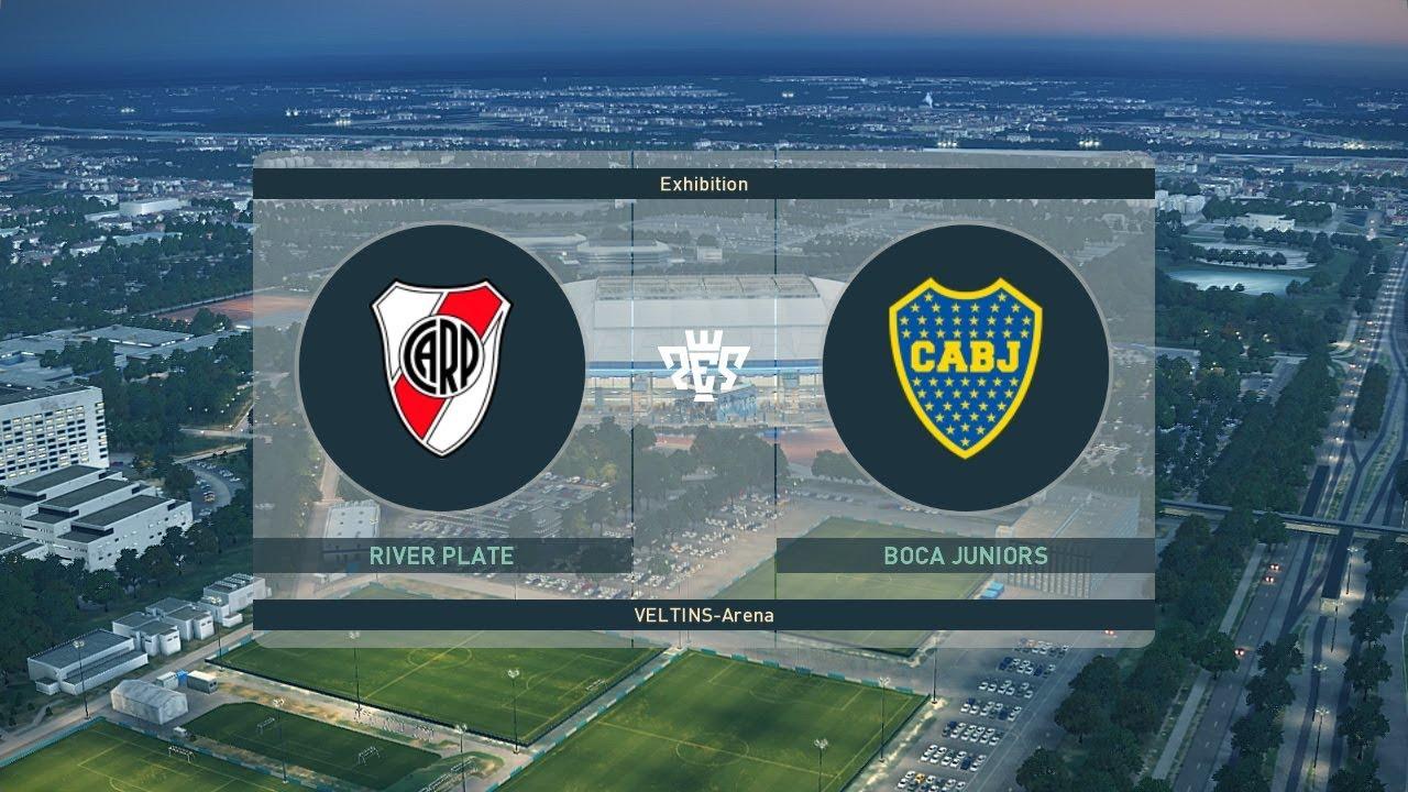 boca vs river 2019