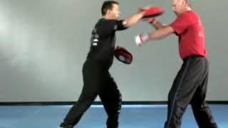 Filipino Boxing Mitt Works 1
