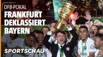 DFB-Pokal: Eintracht Frankfurt sensationell Pokalsieger | Sportschau