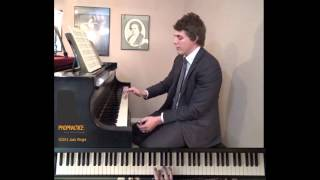 Mozart Rondo Alla Turca from Sonata in A Major, K331 - ProPractice by Josh Wright