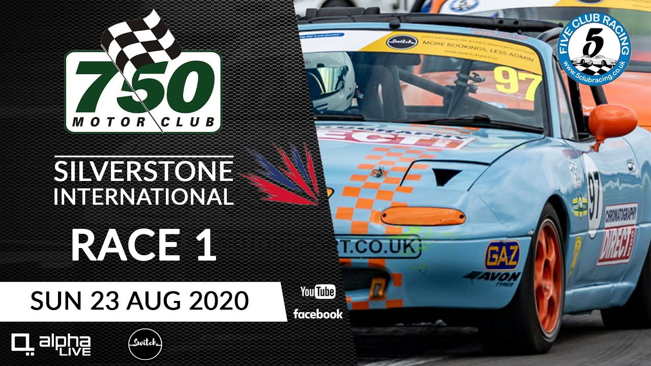 5Club MX-5 Cup - Silverstone International 2020 - Race 1