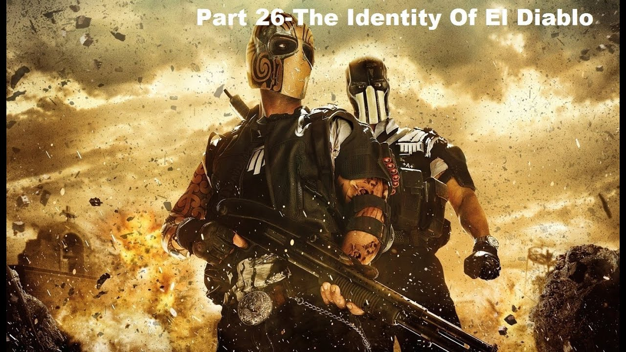 Army of two the devils cartel part 26 the identity of el diablo army of two the devils cartel part 26 the identity of el diablo youtube voltagebd Image collections