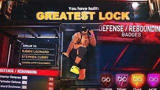 REBOUNDING WING DEMI GOD! BEST SHOOTING LOCKDOWN BUILD IN 2K20! BEST JUMPSHOT!