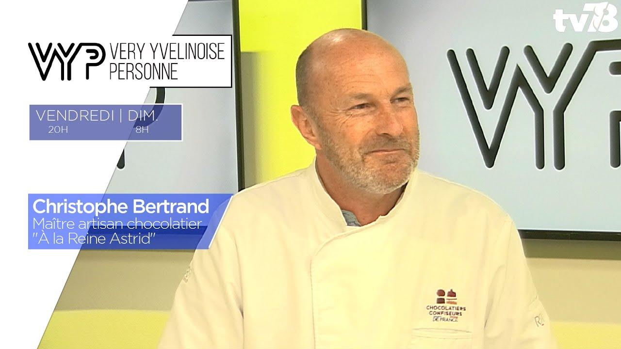 VYP. Christophe Bertrand. Maître artisan chocolatier – À la Reine Astrid
