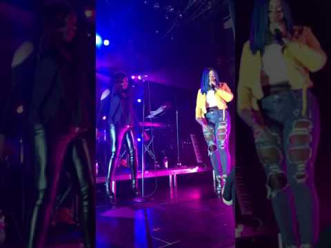 FAB (ft. Remy Ma) live - JoJo Mad Love Tour NYC Irving Plaza 5/2/17