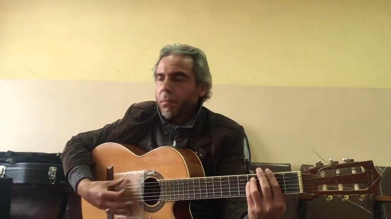 Алиса -Красные горы- guitar cover Garri Pat