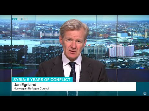 Jan Egeland from Norwegian Refugee Council talks about Russia's military withdrawal
