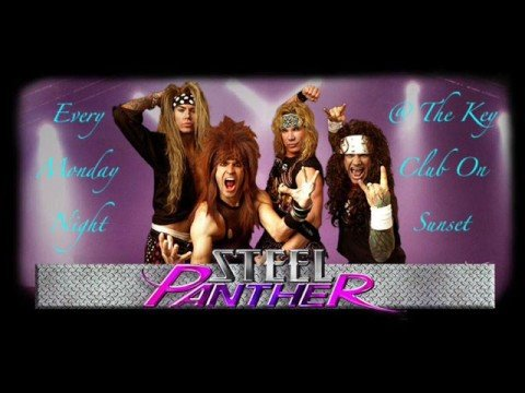 "Steel Panther - Hell's On Fire (Old ""Original?"")"