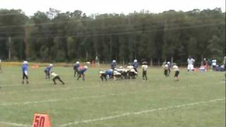 9-12-09 Scrimmage Dulles South Ank1 vs Reston at Stone Ridge pt 1