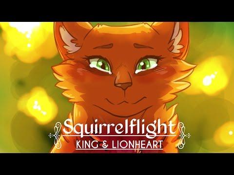 King & Lionheart  || Squirrelflight MAP
