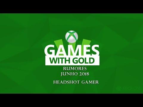 [RUMOR] Games With Gold - Junho 2018