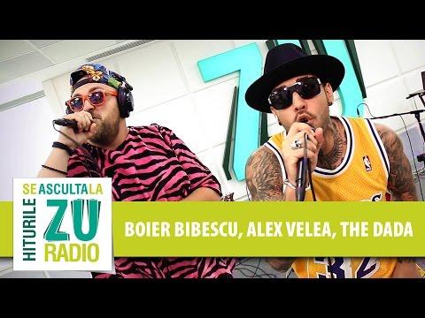 Boier Bibescu   Alex Velea   The dAdA - Imi e dor (Live la Radio ZU)