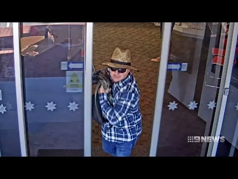 Jail For Businessman-turned-bank Robber | 9 News Perth