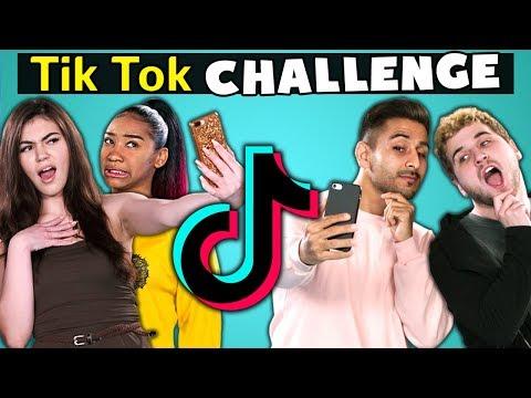 Viral Tik Tok Challenge   Challenge Chalice
