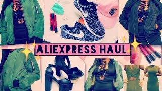 ALIEXPRESS HAUL
