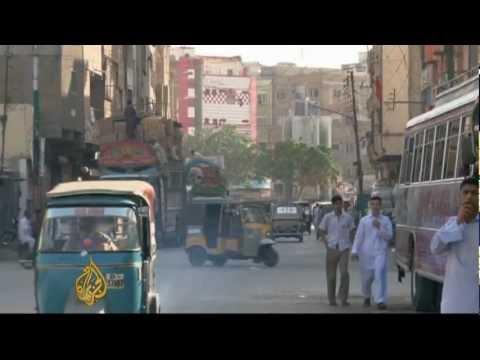 Violence continues to shake Pakistan's Lyari town