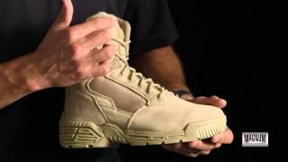 Stealth Force 8.0 Desert - Premium Mens Boot from Magnum (5038)