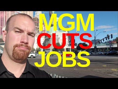 MGM Plans to Cut 2,000 Jobs Via Layoffs to Save $100 Million