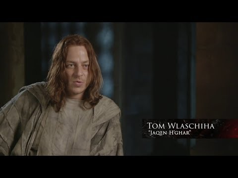 Tom Wlaschiha Jaqen On Arya's Second Chance