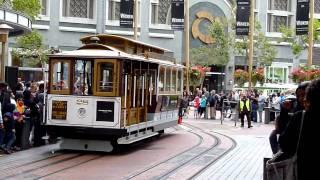 Lulutrip旧金山旅游自由行攻略 - San Francisco Cable Car 叮当车
