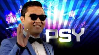 PSY - Gangnam style (Italo light 80's mash'up) [HD/HQ] Resimi