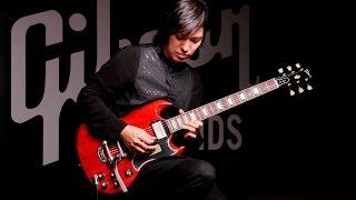 AKIHIDE(BREAKERZ)× Gibson SG 10 models 2016 〜SG10本弾き比べ【週...