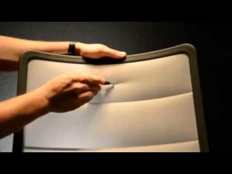Interstuhl Bureaustoel Airpad - Shiraz Office Furniture