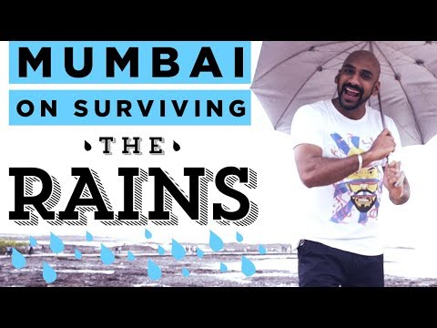 Mumbai on Surviving The Rains ft. Sahil Khattar | Being Indian