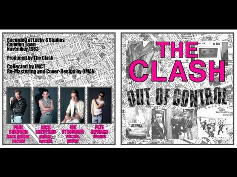 The Clash - Out Of Control (Demos)
