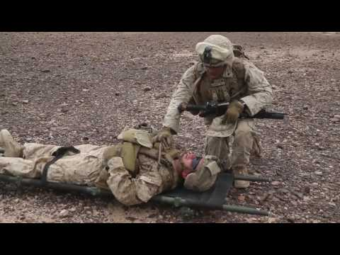 Live Fire Exercise-B-Roll Fox Company, 2nd Battalion, 3rd Marine Regiment, 3rd Marine Division