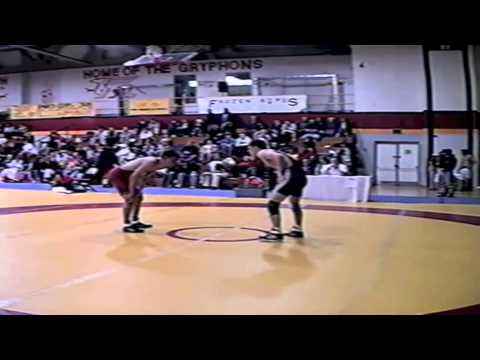2002 Senior National Championships: 55 kg Guelph vs. Sean Dalton