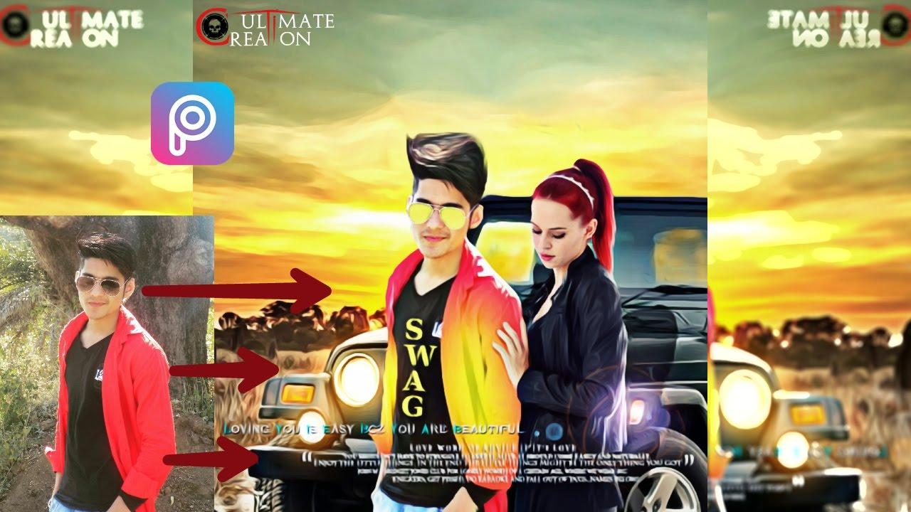 Picsart ultimate   swag CB   EDIT    LIKE U E  by Ultimate Editing